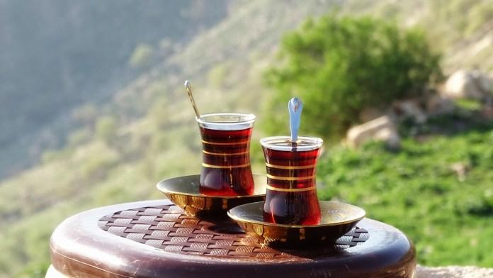 Iraqi Kurdistan Tea