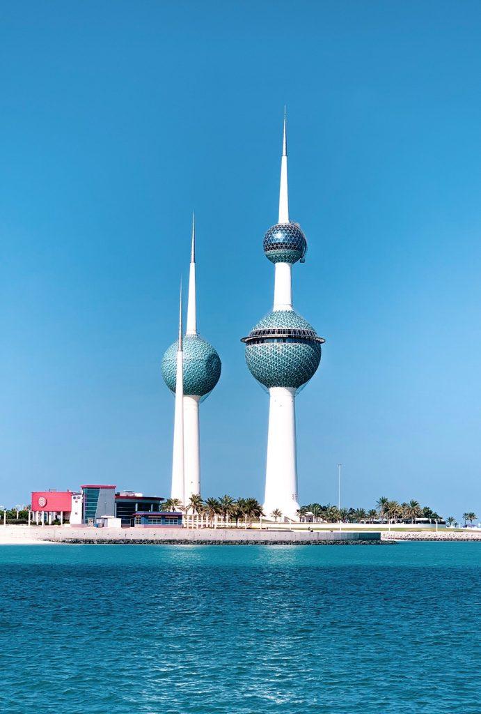 Kuwait City Towers