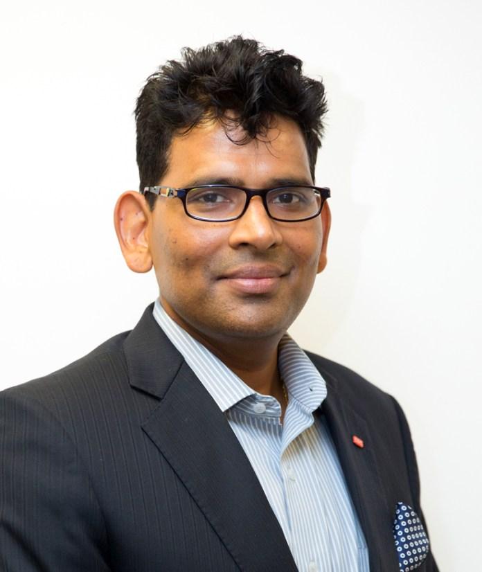 Alok Bapna is Accely's new President.