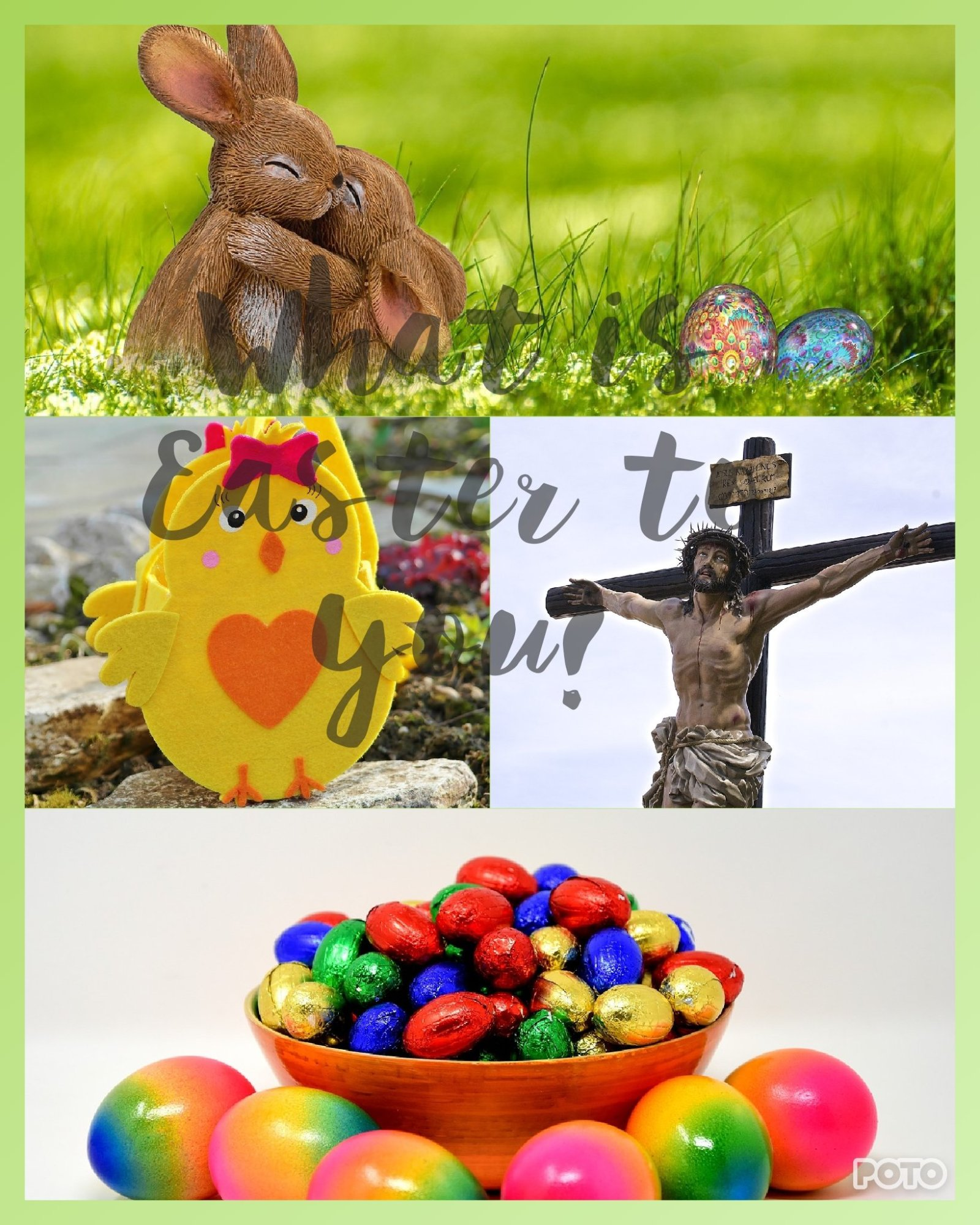 What does Easter mean to you? Musings of an Africanfinestmum