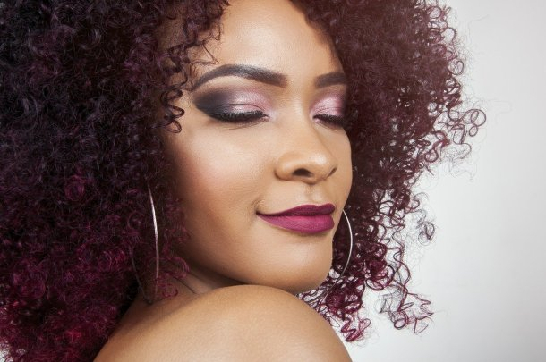 Africanfinestmums - How to do a busy glam mum makeover