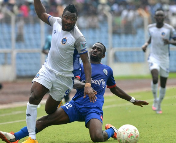 Rangers back on top after holding champions Enyimba