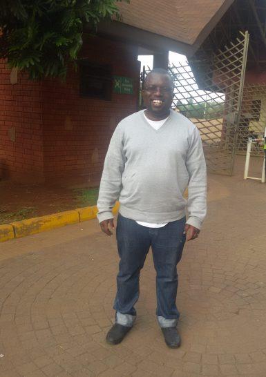 Walter Akolo; African freelance writer