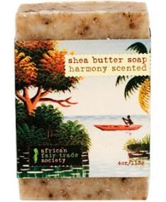 African Shea Butter Soap