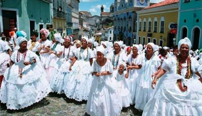 Image result for people in brazil yoruba