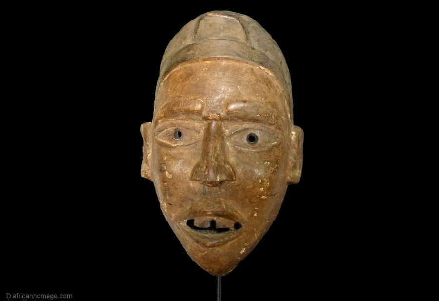 Bakongo Mask, collection, African Homage