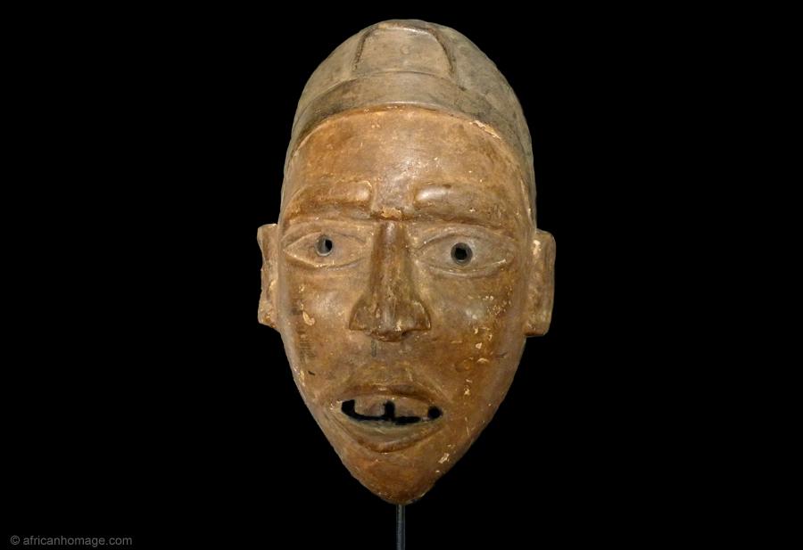 Bakongo Mask, collection, African Homage