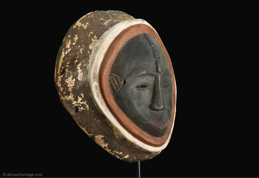 Eket Mask, collection, African Homage
