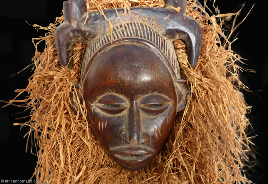 Yaka, Mask, collection, African Homage