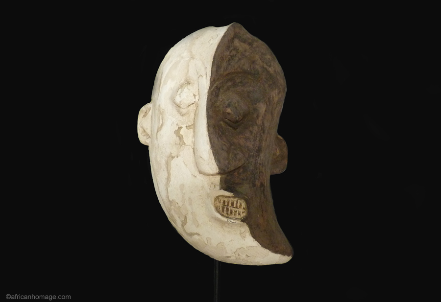 Pende Kwilu Mbangu, Mask, African Homage, collection