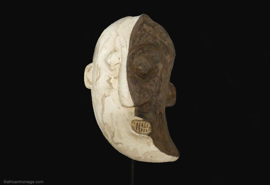 Pende Kwilu Mbangu, Mask, African Homage, collection