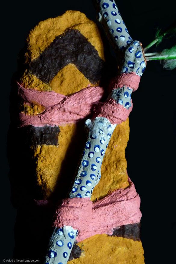 sculpture by Addé