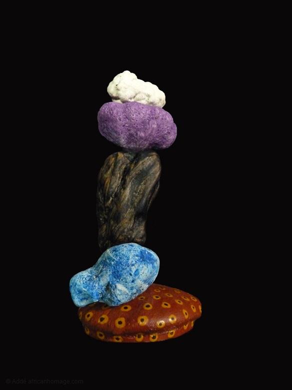 5 -Purple Haze, sculpture, Addé