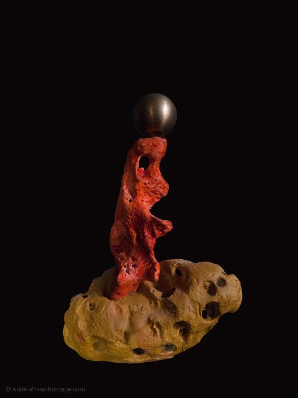 sculpture, addé, Pinball Weezard, pic 1