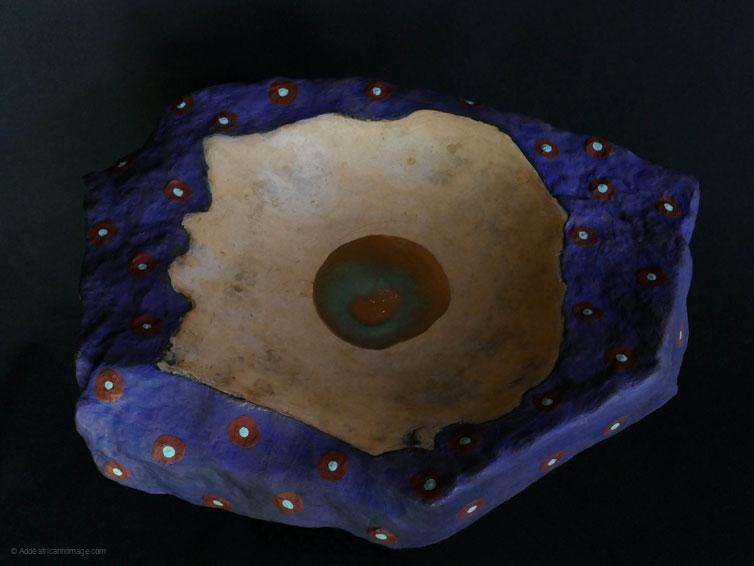 Votive offering III, Addé, African Homage