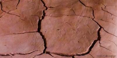Drought, sculpture, Addé, detail