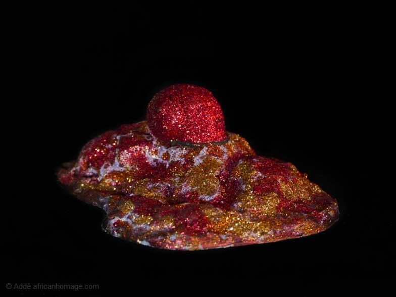 sculpture, Addé, Absolutely fabulous snail