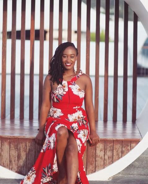 mandi sarro is one of the best vloggers in kenya