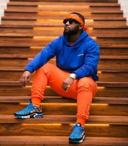 Cassper Nyovest from South Africa is an African Rapper
