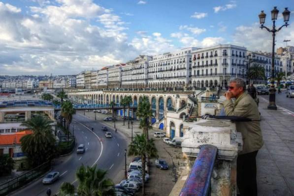 Algeria capital city
