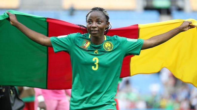 Ajara aux couleurs du Cameroun, BBC,