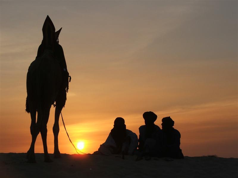 essakane-sunset