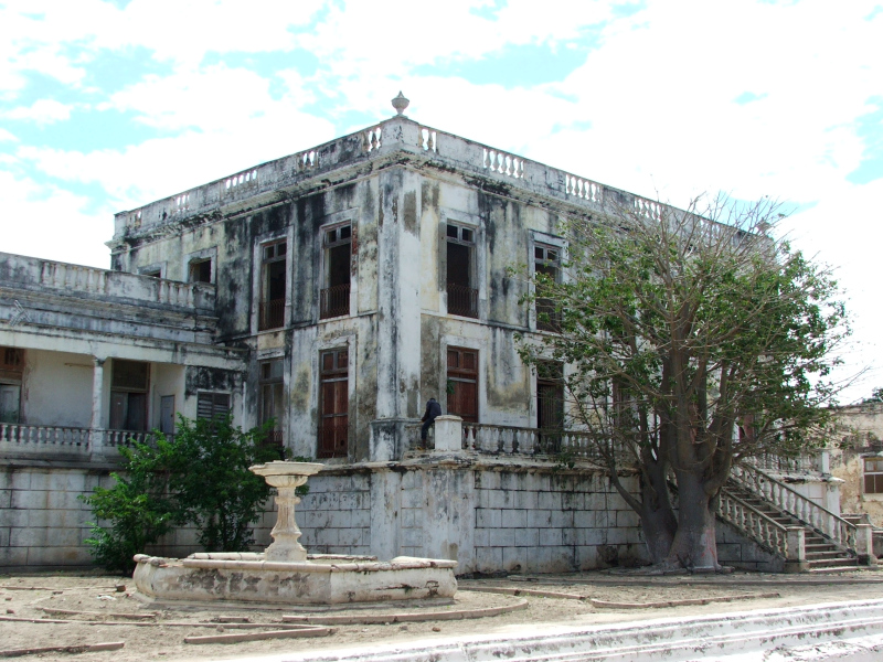 2 Ihla de Mocambique