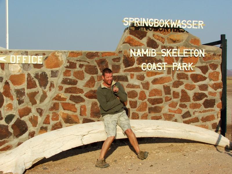 11 Skeleton Coast National Park