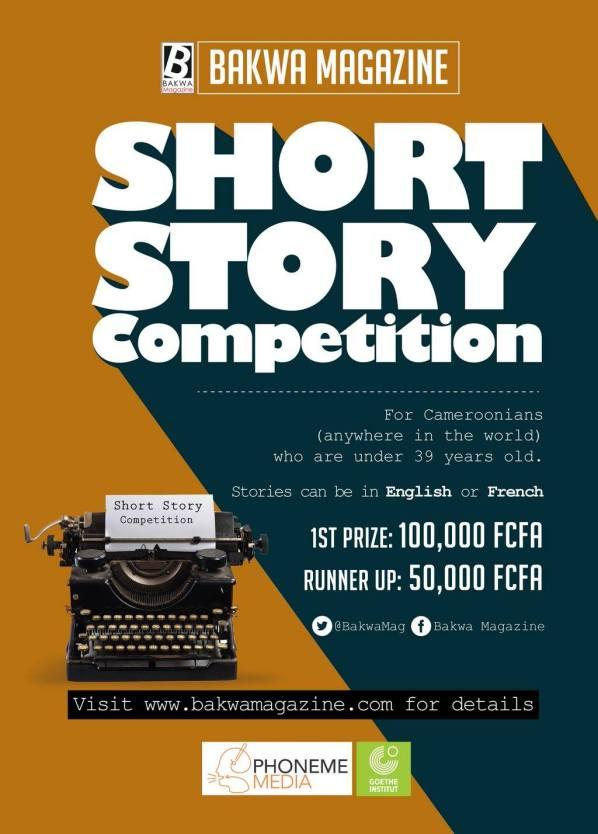 Bakwa Magazine's Short Story Competition