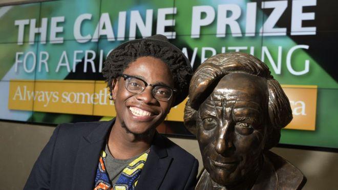 2016 Caine Prize Winner