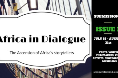 Call for Submission: Africa in Dialogue