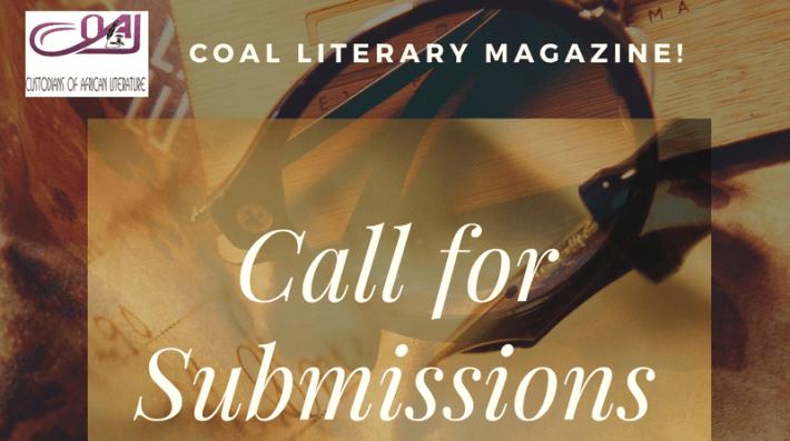 Submission Call: COALNG Literary Magazine
