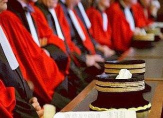 نقابة القضاة تعلن الدخول فى اضراب عام حضوري يومى 19 و20 نوفمبر