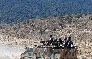 الجزائر ترفع درجة المراقبة على الحدود مع تونس بعد تصنيف أنصار الشريعة كتنظيم إرهابي