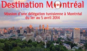 Le marché canadien est fort porteur pour la destination touristique Tunisie. Selon les professionnels du secteur touristique tunisien