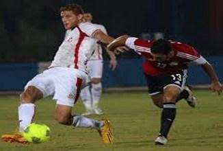 L'équipe de Tunisie de football a terminé les éliminatoires de la CAN 2015 par la victoire face à l'équipe Egyptienne sur le score de 2-1