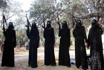 La nouvelle stratégie de l'organisation terroriste Daech consiste à recruter des femmes facilement manipulables