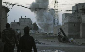 Des insurgés syriens ont fait exploser des bombes dans des tunnels passant sous Alep