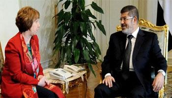 La chef de la diplomatie européenne