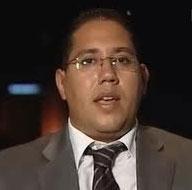 Mahmoud Baroudi un des dirigeants de l'Alliance démocratique