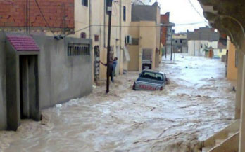 Des pluies diluviennes s'abattront