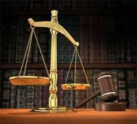 Un juge d'instruction au tribunal de première instance de Tunis