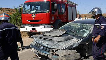 Les 8 premiers de l'année en cours ont été marqués par une augmentation estimée à 16% des accidents de la route par rapport à la même période