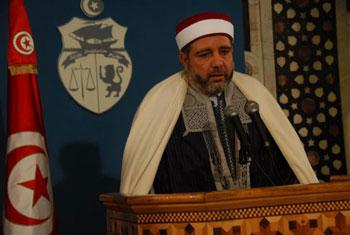 Le ministre des Affaires religieuses