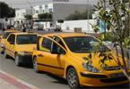 Les chauffeurs de taxis  ont décidé de manifester  le 14 août 2013 devant le siège de