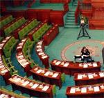 La séance plénière consacrée à l'examen d'un certain nombre de projets loi urgents notamment les accords de prêts a été levée par