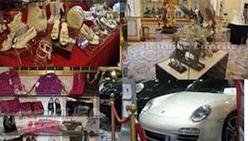 L'exposition-vente des avoirs confisqués appartenant au président déchu et à sa famille est encore très en deçà des objectifs escomptés. Les 20 millions de dinars fixés comme recettes du salon semblent difficilement atteignables