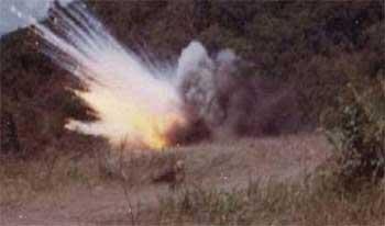 Une nouvelle mine aurait explosé dans la zone militaire fermée à Jebel Chaambi