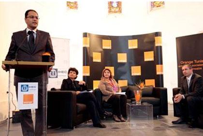 Lors d'une cérémonie organisée le 14 novembre sur le campus de Carthage