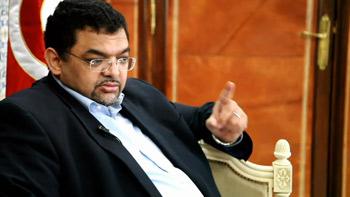 Le Conseiller politique du président du parti Ennahdha